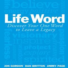 Life Word by Jimmy Page, Dan Britton, Jon Gordon