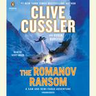 The Romanov Ransom by Robin Burcell, Clive Cussler