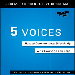 5 Voices by Steve Cockram