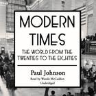 Modern Times by Paul Johnson