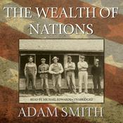The Wealth of Nations by  Adam Smith audiobook