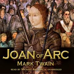 Joan of Arc by Mark Twain audiobook