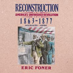Reconstruction by Eric Foner audiobook