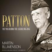 Patton by  Martin Blumenson audiobook