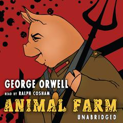 Animal Farm by George Orwell audiobook