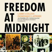 Freedom at Midnight by  Larry Collins audiobook
