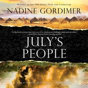 July's People by  Nadine Gordimer audiobook