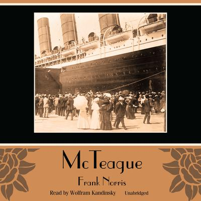 McTeague by Frank Norris audiobook