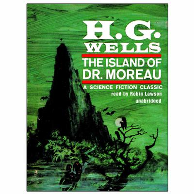 The Island of Dr. Moreau by H. G. Wells audiobook