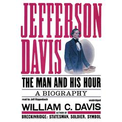 Jefferson Davis by William C. Davis audiobook