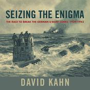 Seizing the Enigma by  David Kahn audiobook
