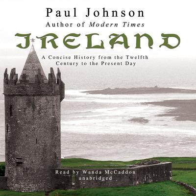 Ireland by Paul Johnson audiobook