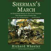 Sherman's March by  Richard Wheeler audiobook