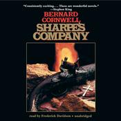 Sharpe's Company by  Bernard Cornwell audiobook