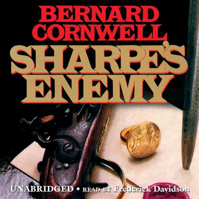 Sharpe's Enemy by Bernard Cornwell audiobook