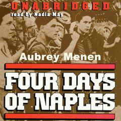Four Days of Naples by Aubrey Menen audiobook