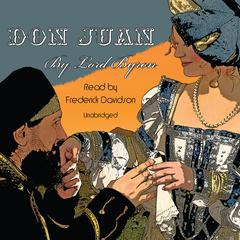 Don Juan by Byron audiobook