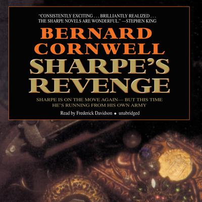 Sharpe's Revenge by Bernard Cornwell audiobook