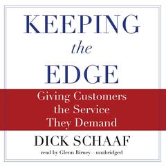 Keeping the Edge by Dick Schaaf