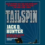 Tailspin by  Jack D. Hunter audiobook