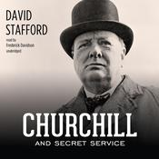 Churchill and Secret Service by  David Stafford audiobook