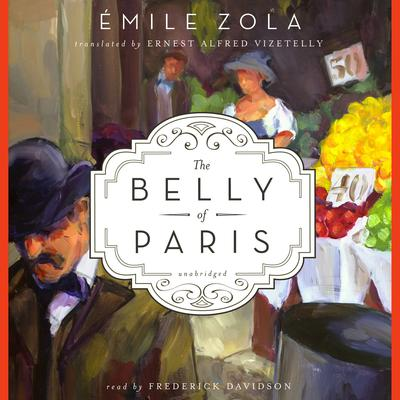 The Belly of Paris by Émile Zola audiobook