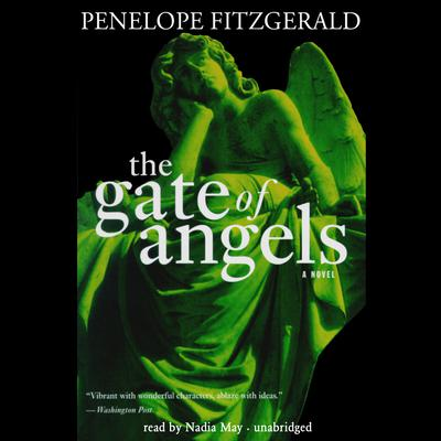 The Gate of Angels by Penelope Fitzgerald audiobook