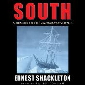 South by  Sir Ernest Shackleton audiobook