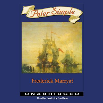 Peter Simple by Frederick Marryat audiobook