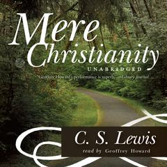 Mere Christianity by C. S. Lewis audiobook