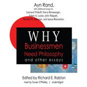 Why Businessmen Need Philosophy and Other Essays by  various authors audiobook