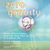 Zero Gravity by  Steve Harmon audiobook