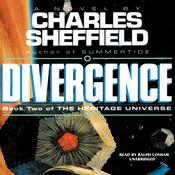 Divergence by  Charles Sheffield audiobook