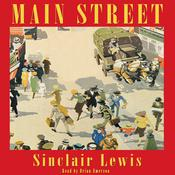 Main Street by  Sinclair Lewis audiobook