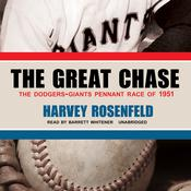 The Great Chase by  Harvey Rosenfeld audiobook
