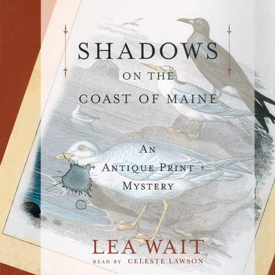 Shadows on the Coast of Maine by Lea Wait audiobook