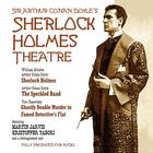 Sherlock Holmes Theatre by Sir Arthur Conan Doyle, William Gillette, Yuri Rasovsky