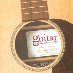 Guitar by Tim Brookes audiobook