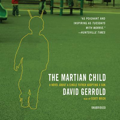 The Martian Child by David Gerrold audiobook
