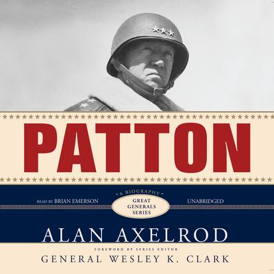 Patton by Alan Axelrod audiobook