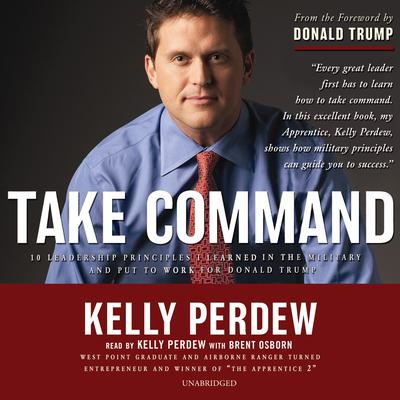 Take Command by Kelly Perdew audiobook