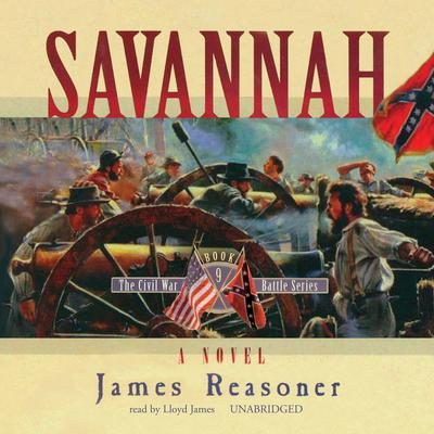 Savannah by James Reasoner audiobook