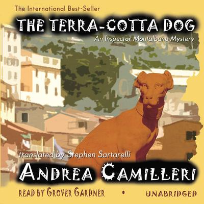 The Terra-Cotta Dog by Andrea Camilleri audiobook