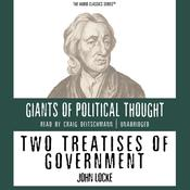 Two Treatises of Government by  John Locke audiobook