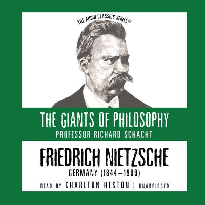 Friedrich Nietzsche by Richard Schacht audiobook