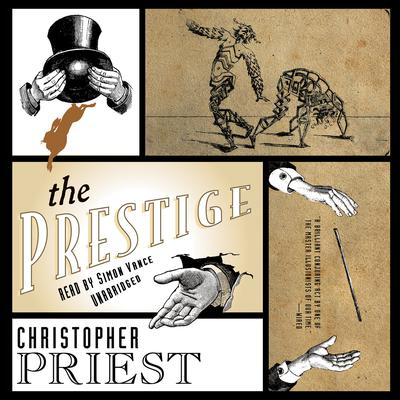 The Prestige by Christopher Priest audiobook