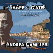 The Shape of Water by  Andrea Camilleri audiobook