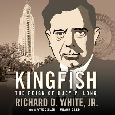 Kingfish by Richard D. White audiobook