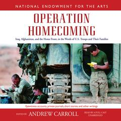 Operation Homecoming by Andrew Carroll audiobook