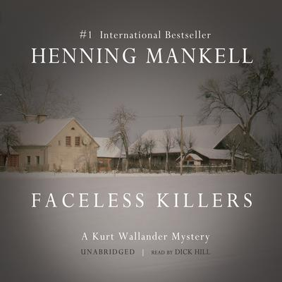 Faceless Killers by Henning Mankell audiobook